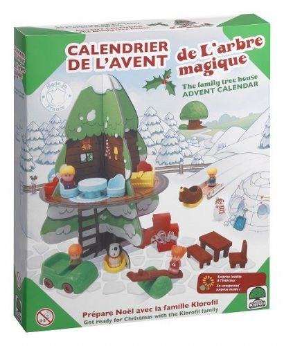 Magic Tree Advent Calendar
